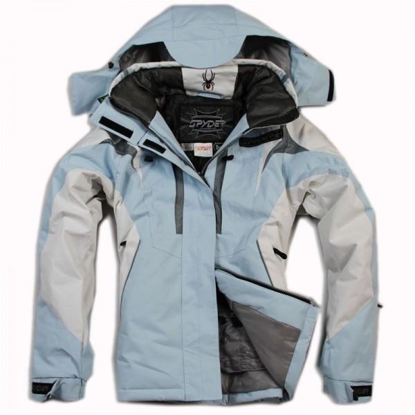 Spyder Ski Jackets Outlet Women Monterosa Insulated Blue .