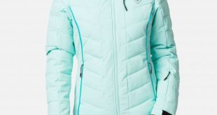 Rossignol Women's Rapide Ski Jacket | Ski Jacket Women Blue .