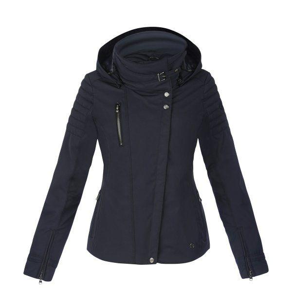 Poivre Blanc   Designer Ski Jacket   Womens Fitted Ski Jacket .
