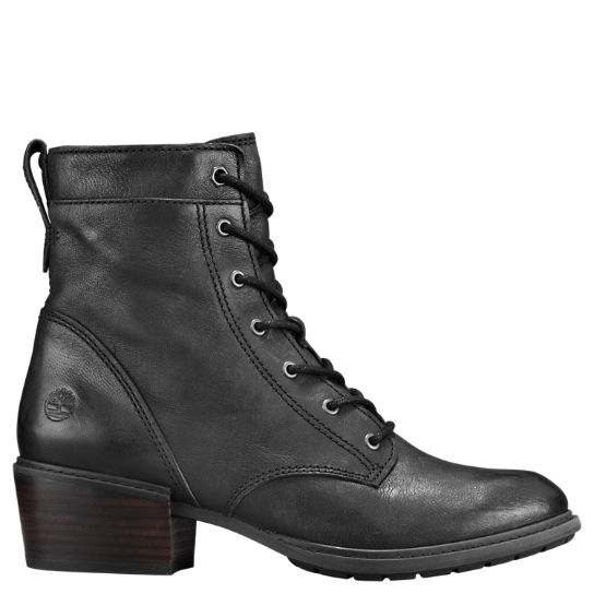 Women's Sutherlin Bay Lace-Up Boots   Timberland US Sto