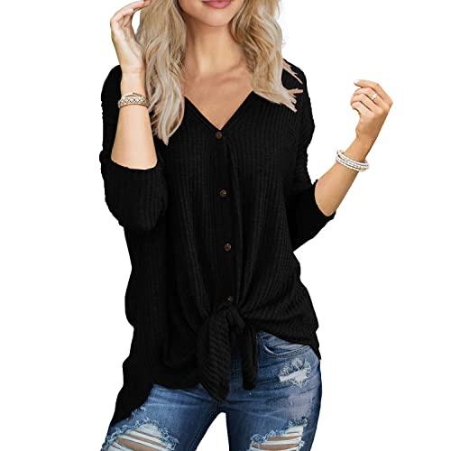 Women's Black Shirts: Amazon.c