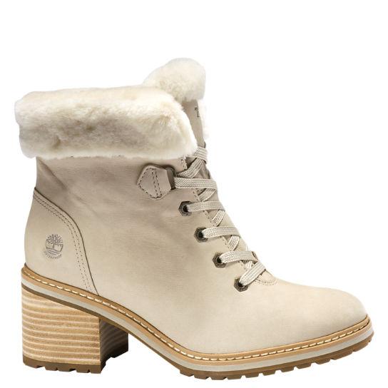 Women's Sienna High Shearling Waterproof Boots   Timberland US Sto