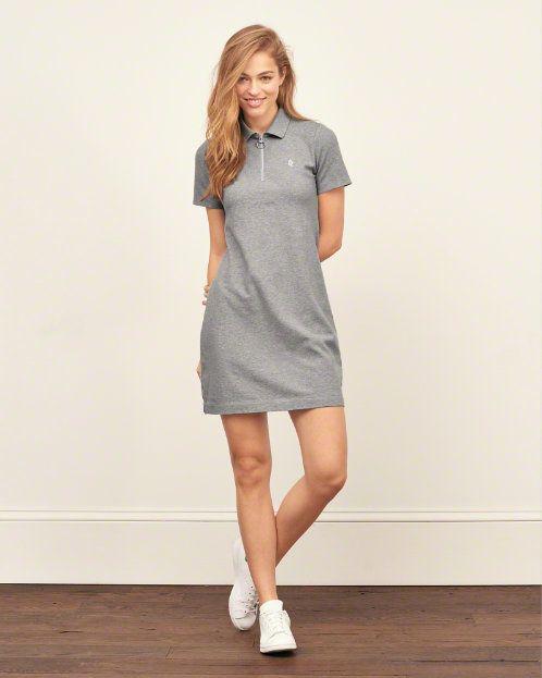 Womens Polo Dress   Polo dress outfit, Polo dre