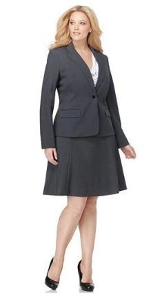 Best Places to Shop for Plus Size Women's Business Suits   Plus .