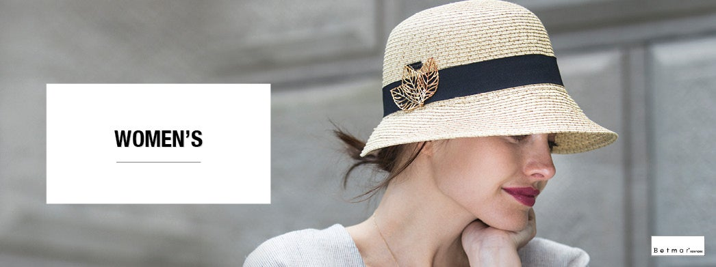 Stylish Hats For Women | Shop Our Collection of Women's Ha