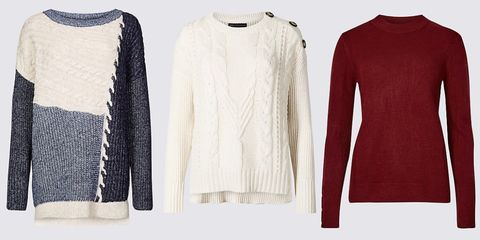 10 Cosy Jumpers From Marks & Spencer For Autumn/Winter 2018 .