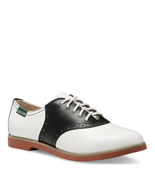 Eastland Shoe Eastland Women's Sadie Oxford Flats & Reviews .
