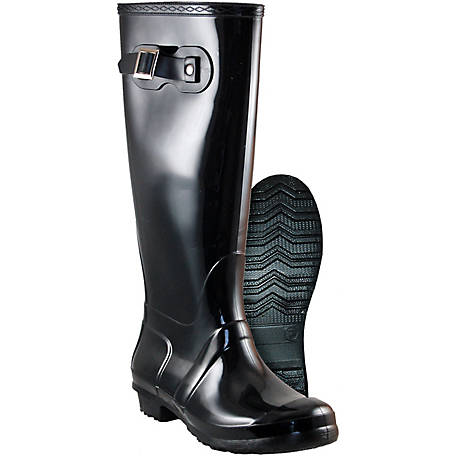 Itasca Women's PVC Rubber Rain Boot - 1188326 at Tractor Supply C