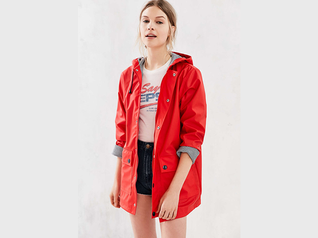 Cute Women's Raincoats with Hoods | Confused Jul