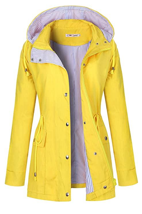 10 Best Women's Raincoats - Best Choice Revie
