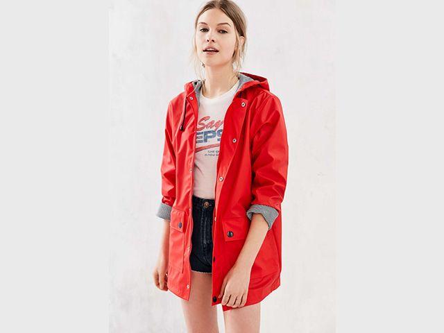 Cute Women's Raincoats with Hoods | Rain jacket women, Raincoat .