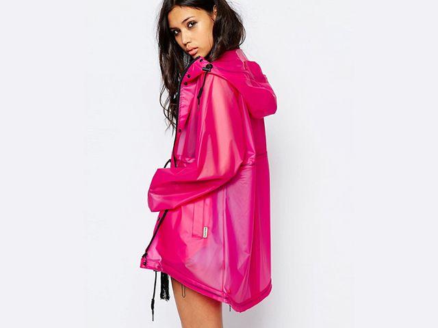 Cute Women's Raincoats with Hoods | Raincoats for women, Rain .