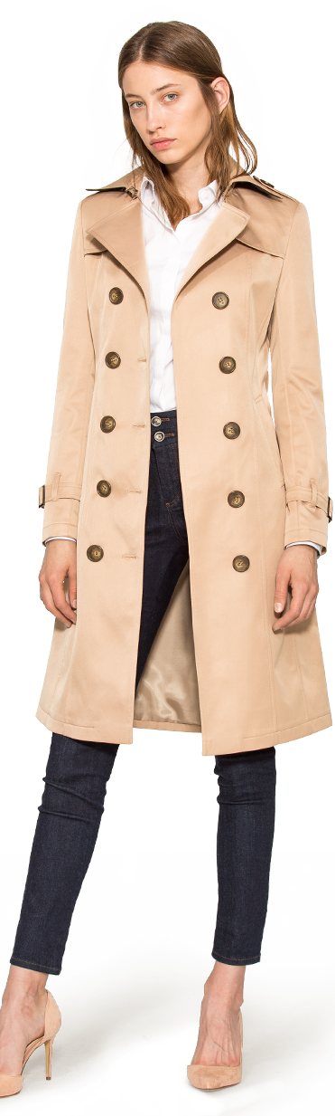 Women's Trench Coats | Tailor Made Trench Coats - Sumissu