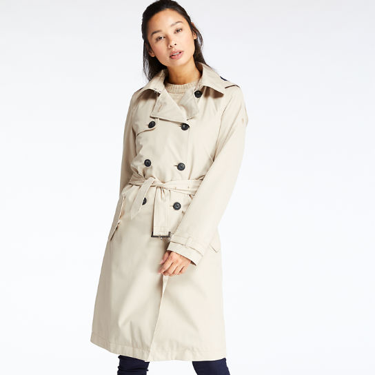 Timberland | Women's Waterproof Belted Trench Co