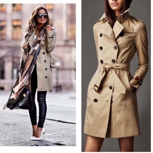 Zara Jackets & Coats | Womens Trench Coat Small | Poshma