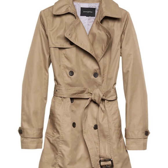 Banana Republic Jackets & Coats | Baana Republic Womens Trench .