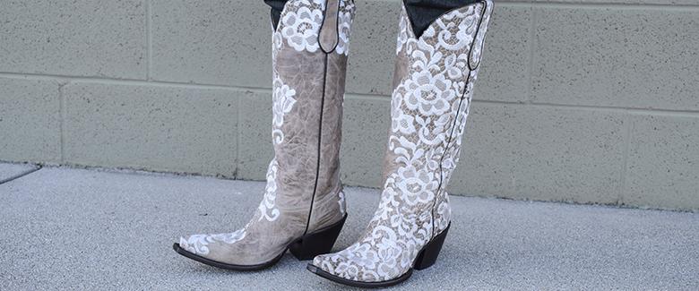 Women's Western Cowboy Boots & Women's Footwear | AA Callist