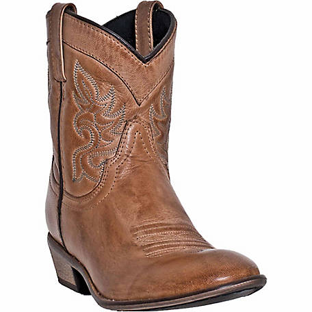 Dingo Women's Willie Short Western Ankle Boot at Tractor Supply C