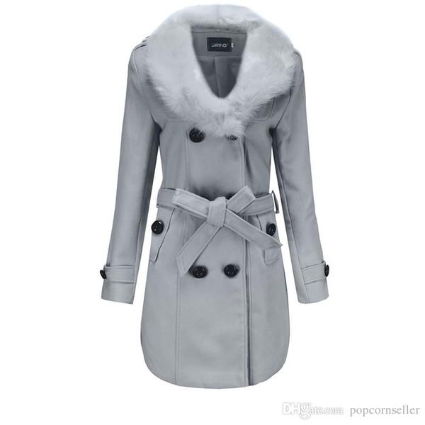 Plus Size Womens Winter Coats Fashion Casual Heating Type Slim .