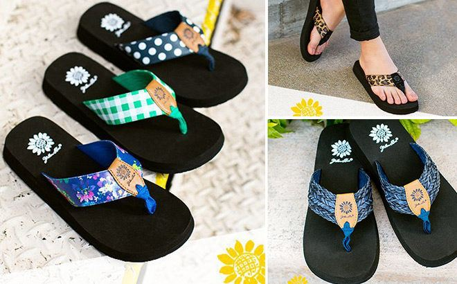 HOT* Yellow Box Shoes Women's Sandals for JUST $16.99 at Zulily .
