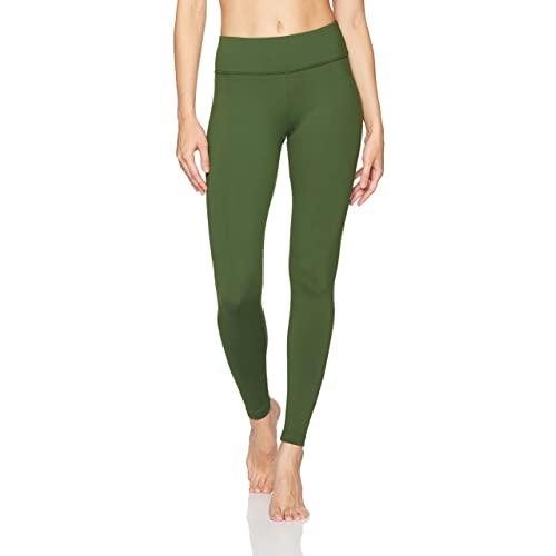 Olive Green Yoga Pants: Amazon.c