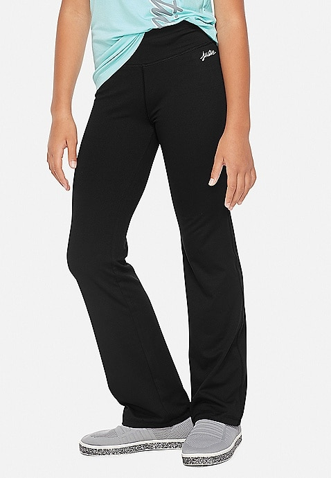 Girls Yoga Pants   Justi