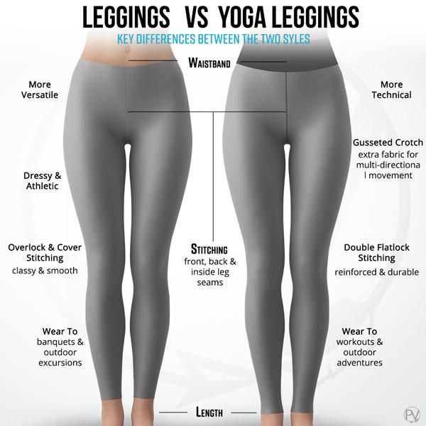 Mountain Mist - Yoga Leggings - Pure Venat